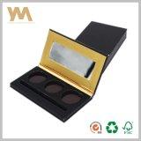 Embalaje de lujo cosmética caja caja de sombra de ojos Paleta
