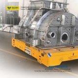 Schwerindustrie-Transport-Schlussteil-materielle spurlos Übergangskarre