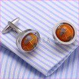 La qualità eccellente di VAGULA Cuffs i gemelli 362 di Gemelos di collegamenti di polsino del globo della novità