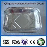 Cassetti del di alluminio di uso del ristorante per la torrefazione