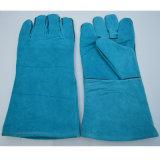 Трудные перчатки холстины перчаток хлопка перчатки для работы