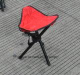 옥외 야영 삼각형 발판 비치용 의자 어업 의자