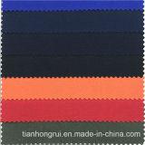 Tissu ignifuge bleu de franc de sûreté de fonction pour les vêtements de travail/uniforme/procès