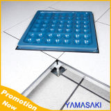 Stahlbedeckung-Zugriffs-Fußboden des kleber-HPL mit 600*600*35 mm