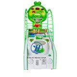 2017 de populaire het Ontspruiten van het Basketbal van Kinderen Machine van het Spel voor Verkoop (zj-BG05)