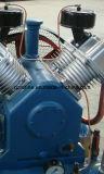 ピストンダイレクト接続の空気圧縮機2V-3.5/5Dを交換するKaishan 18.5kw