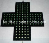 Farmácia da cor do Dobro-Lado tela de indicador transversal do diodo emissor de luz da única para anunciar