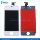 pantalla táctil de la pantalla del LCD del teléfono móvil 4s para la visualización del LCD del iPhone