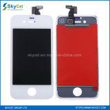 Pantalla táctil de la pantalla del LCD del teléfono móvil para la visualización del iPhone 4/4s LCD