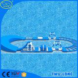 Sosta gonfiabile dell'acqua di intrattenimento di alta qualità per il gioco