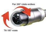 Sistema de tuberías de alcantarilla Cámara de inspección con cámara Girar 360