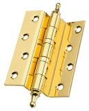 """Bisagra de puerta de doblez del acero o del hierro (hardware inestable 3.5 """" X3 """")"""