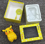 Lovely Gifts Design Mobile Power Bank com Pikachu Charming Voice