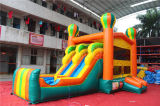 Ballon Opblaasbare Bouncy Combo met Pool Chb545