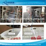Sachet en plastique latéral de traitement de coupure du cachetage D faisant la machine