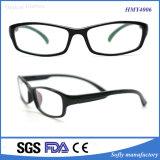 Ensemble de lunettes à crémaillère à la mode à la mode Tr90 Vogue Optical Glasses