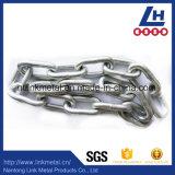 L'acciaio legato G80 mette la catena in cortocircuito di pesca di collegamento