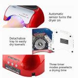 Secador UV do prego do diodo emissor de luz do sensor profissional do poder superior