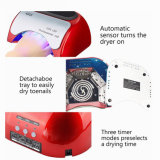 Profesional del sensor de alta potencia UV UV secador de uñas