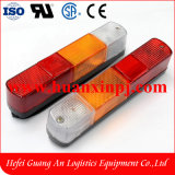 Venda quente para Mitsubishi 12V Forklift LED Rear Combination Lamp Three Color