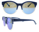 Поляризовыванных солнечные очки способа Tr90 женщин Китая солнечных очков оптом