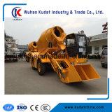 betoniera a caricamento automatico mescolantesi di capienza 3000L (KDMT-3)