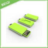 Vara colorida do USB do chapeamento do estilo com preço de fábrica