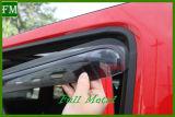 De Deflector van de Wind van het Vizier van het venster voor Jeep Wrangler 4 Deur