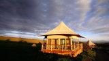 Impermeable tienda de campaña para la actividad Oudoor Fácil de instalar en la suciedad de la hierba