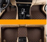 Couvre-tapis en cuir du véhicule 5D de Gt535 2010-2016 XPE pour la BMW