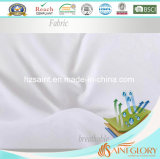 Blanco Alternative Down edredón Siliconized Fiberfill Box Duvet cosido (edredón)