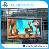 HD P6 tela LED ao ar livre com parede de vídeo