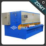 Máquina hidráulica da tesoura do CNC