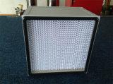 Новый 0.3microns фильтр стеклоткани HEPA, промышленный плиссированный воздушный фильтр H13 H14