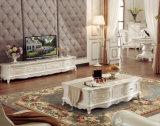 Nuevo tipo clásico conjunto de dormitorio de madera/muebles caseros (9019)