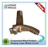Bronzegußteil und maschinelle Bearbeitung/Investitions-Gussteil