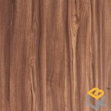 Papel de imprenta decorativo del grano de madera de la nuez para el suelo de China
