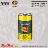 De HoofdBatterij R14/3128 C size/Um-2 van de tijger met Super Op zwaar werk berekend