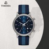 多機能腕時計のステンレス鋼の水晶男性用腕時計72706を防水しなさい