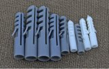 Expand Plug 10mm X 50mm Lag Expand Tube Wall Screws Plastic Expansion Nails Plug Bolt