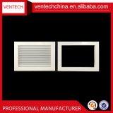Systèmes CVCA Grille de porte en aluminium décoratif