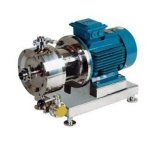 China Milk Homogenizer Pump Precio