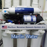 自己Priming Pump (RO-550P-DIC-30PT-CV-SPP)の5つの段階RO System