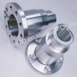 CNC Machining Parte per Aluminum Rotate Base