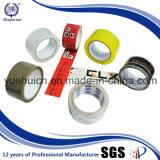 Adherencia de acrílico usada para el cartón que sella la cinta de poco ruido de OPP