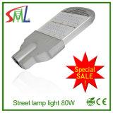 80W 3 년을%s 가진 싼 가격 LED 가로등 Sml 운전사 AC SMD LED 가로등 보장 (SL-80B1)