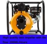 Nuevo diseño 2 pulgadas - alta bomba de agua de la gasolina de la presión con dos Impellors (WP20H)