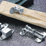 Quincaillerie en acier inoxydable de haute qualité Accessoires décoratifs Support de plate-forme de fonte