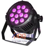 12*15W RGBWA LED wasserdichter NENNWERT kann Licht positionieren