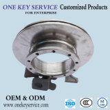 Disque Wg9100443001 de frein des pièces de rechange HOWO de pièce de camion